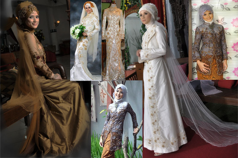 2014 Kebaya Styles for Muslim Women | New, Modern Fashion