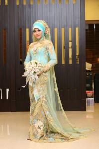 Model baju kebaya manten muslim modern terbaru model baju kebaya akad